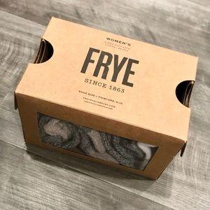 Frye Super Soft Socks 2-Pack Gift Shoebox Set NIB